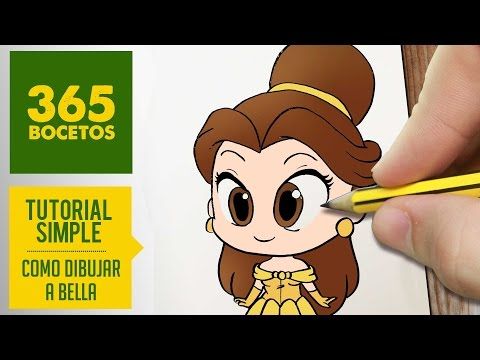 Como dibujar Princesas