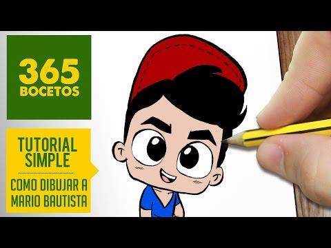 Como Dibujar Yosstop Kawaii Paso A Paso Dibujos Kawaii Faciles How
