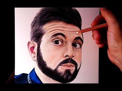 Como dibujar a VEGETTA777