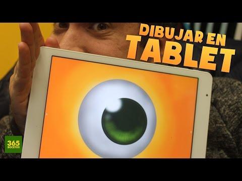 Como dibujar con Tablet: Un ojo Realista