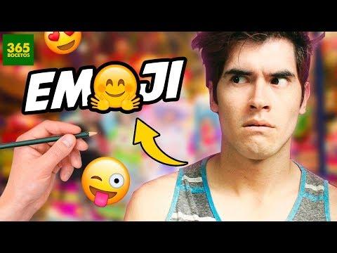 Como dibujar el Emoji del Youtuber German