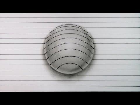 Como dibujar una Esfera en 3D