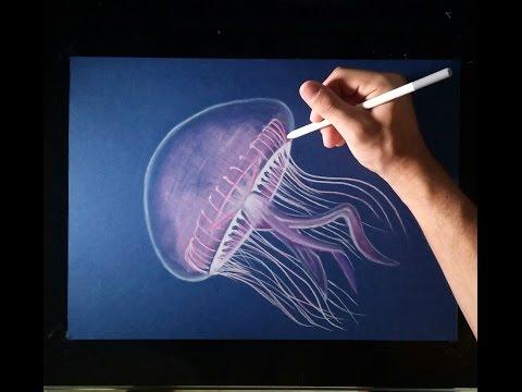 Como dibujar una Medusa realista
